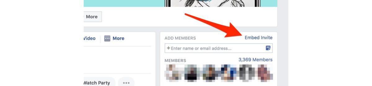 Facebook; Plugins; Facebook Gruppen
