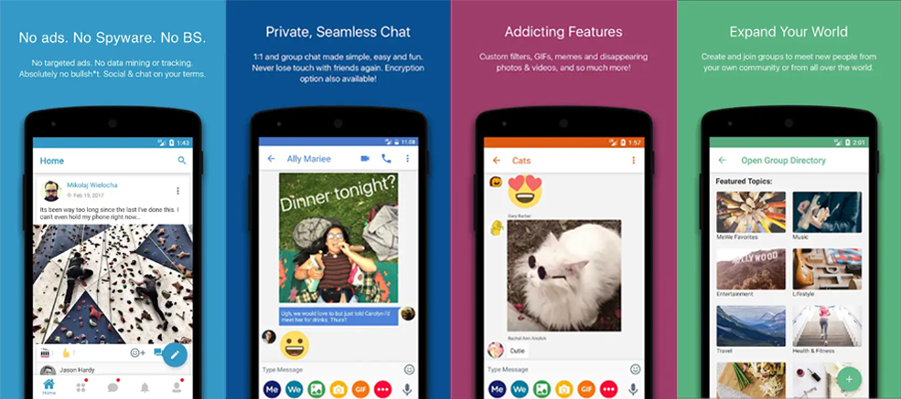 MeWe_social-media-unternehmen-screenshots