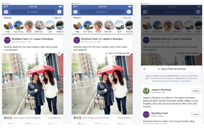 Paid-partnership-Facebook-Collaboration-News