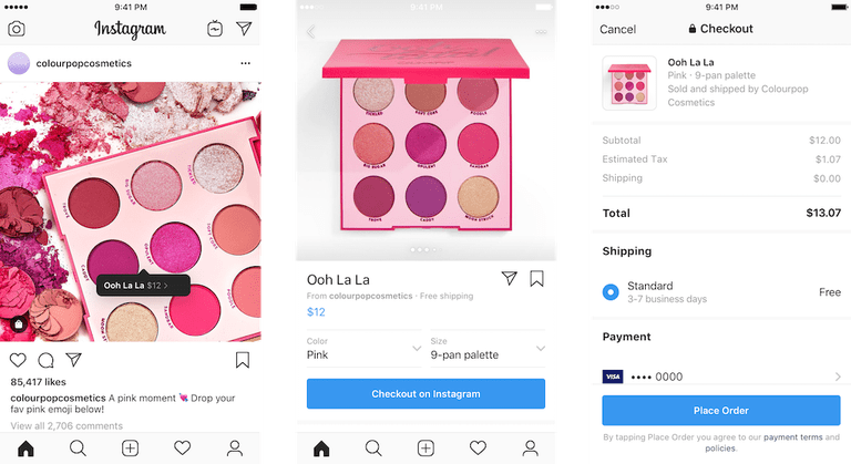 Instagram-in-app-shopping