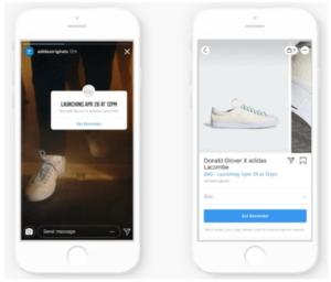 Instagram_Reminder Produkt Launch
