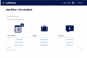 Conversational Commerce_Chatbot_Lufthansa