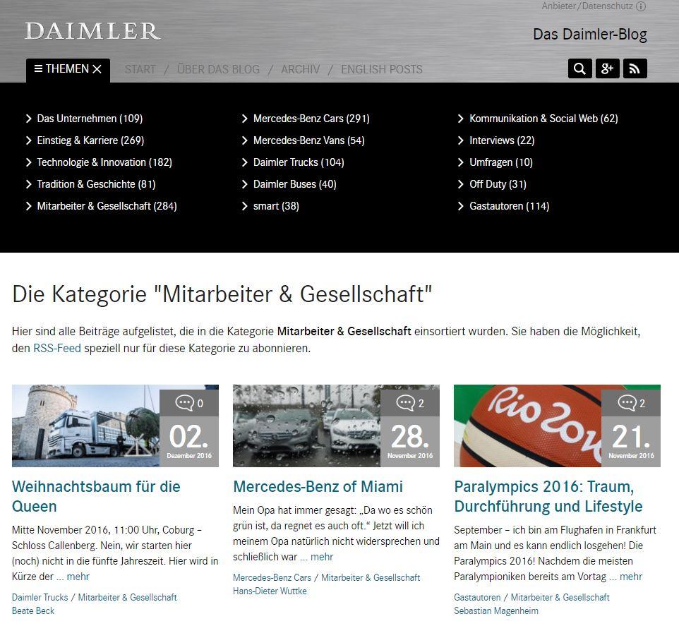 Daimler MitarbeiterBlog_Storytelling