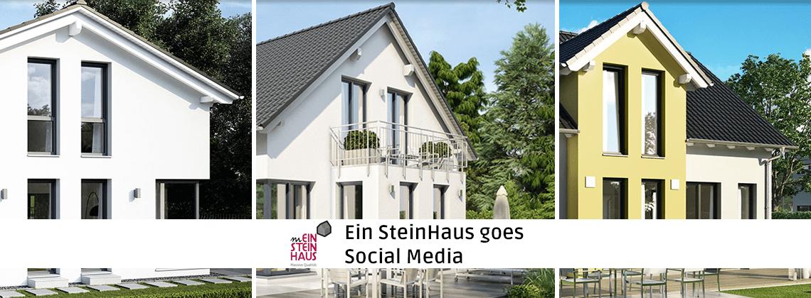 Ein SteinHaus GmbH vergibt Social Media Etat an