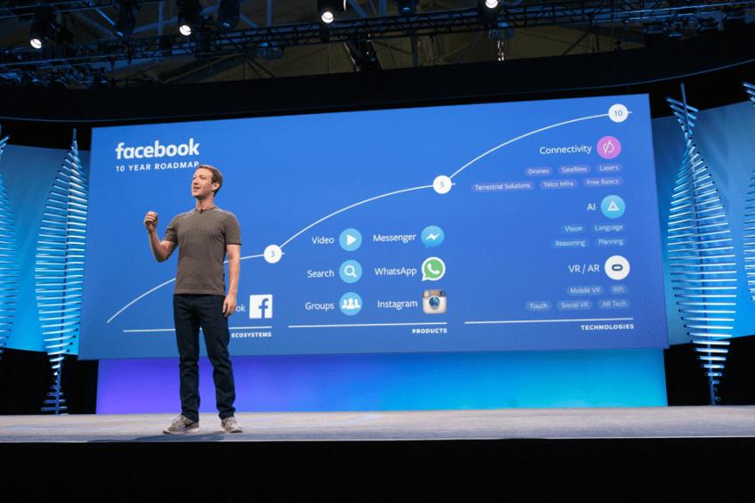 Facebook F8 Konferenz