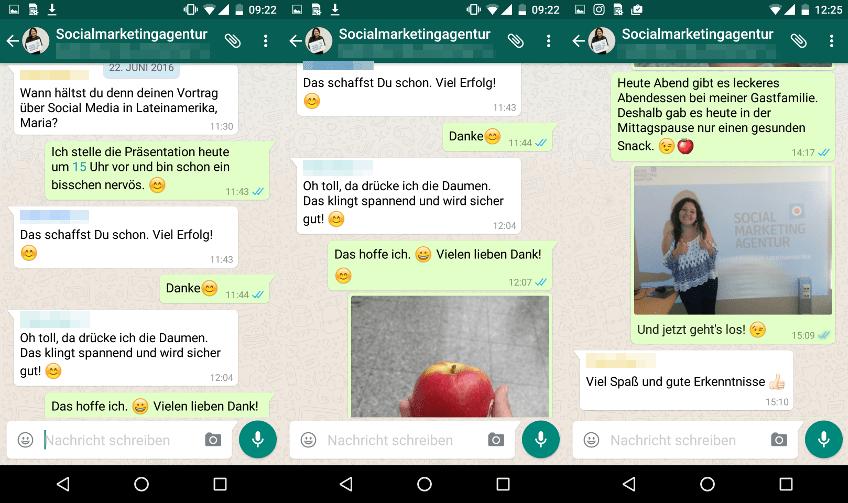 whatsapp im unternehmen nutzen nutzen tipps