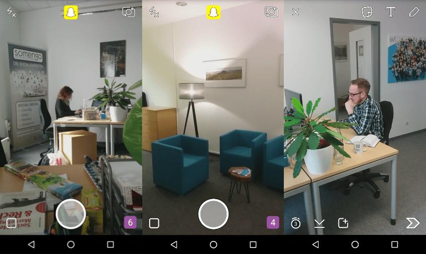 Snapchat für B2B-Unternehmen