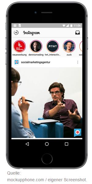 Socialmarketingagentur_SocialNews_August_InstagramStories