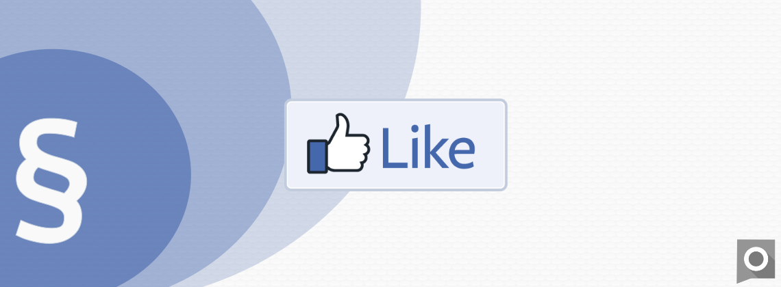 Facebook Plugin Datenschutz Urteil