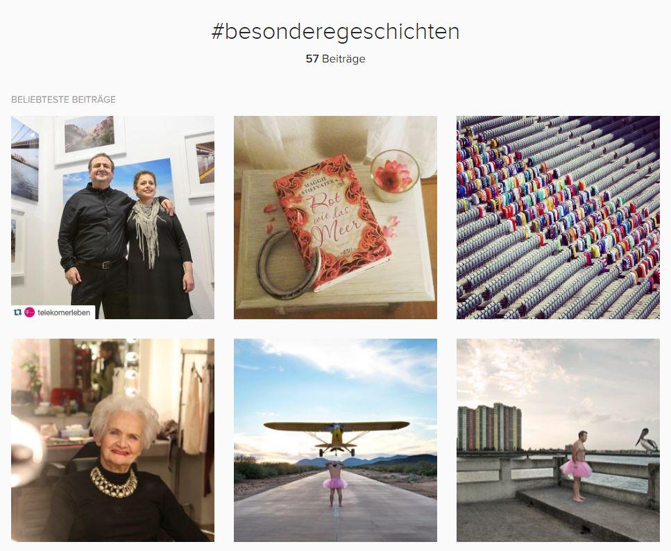 #besondereGeschichten_Instagram